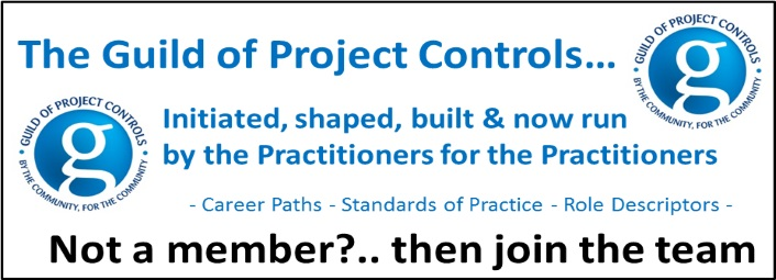 The Guild of Project Controls is Open